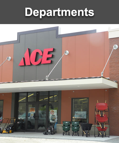 ace hardware button images departments